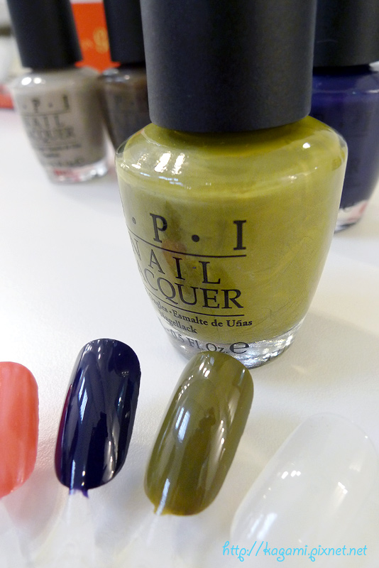 OPI: http://kagami.pixnet.net/blog/post/30102658
