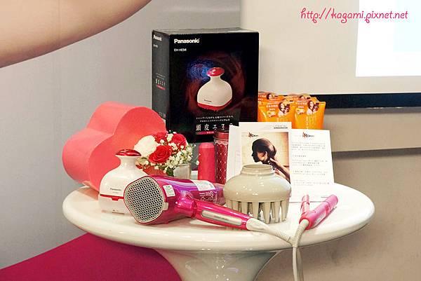 Panasonic Beauty 頭皮SPA乾溼初體驗: http://kagami.pixnet.net/blog/post/31971397