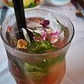 好喝的玫瑰冰釀水果茶