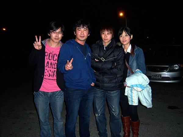 士豪、Lee、惠真、香君
