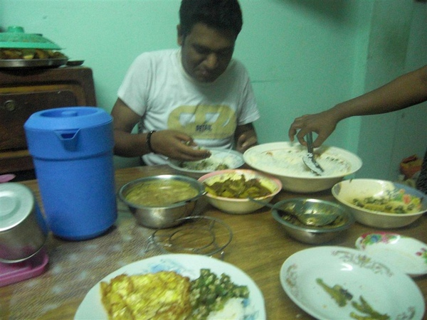 與Anam一起用餐