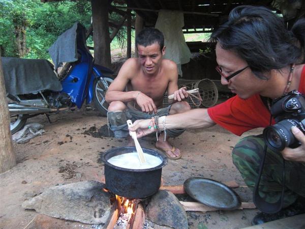 煮飯ing
