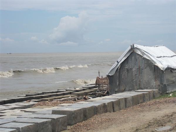 海邊的小房子