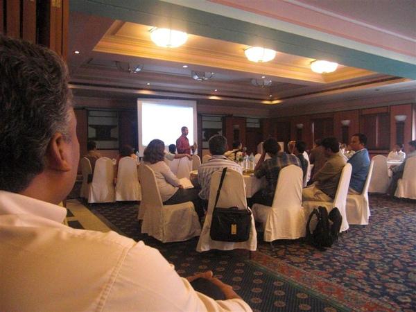 孟加拉虎保育國際研討會