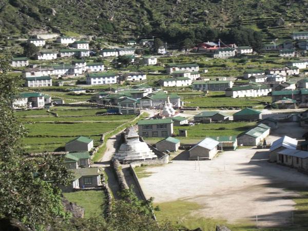 Khumjum 真美的村莊