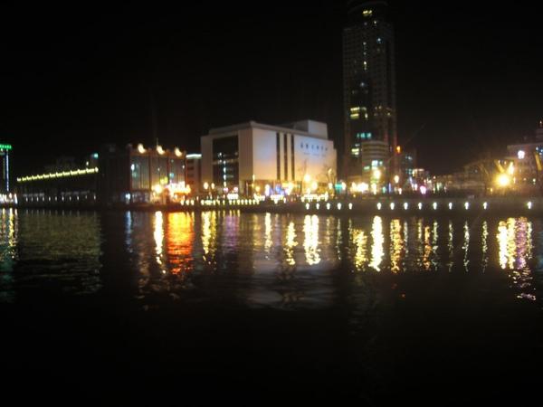 基隆港一景