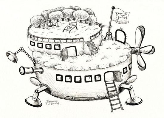 2.想像中的房子-品嫻