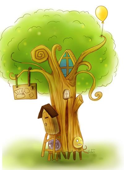 3.房子樹-育婷