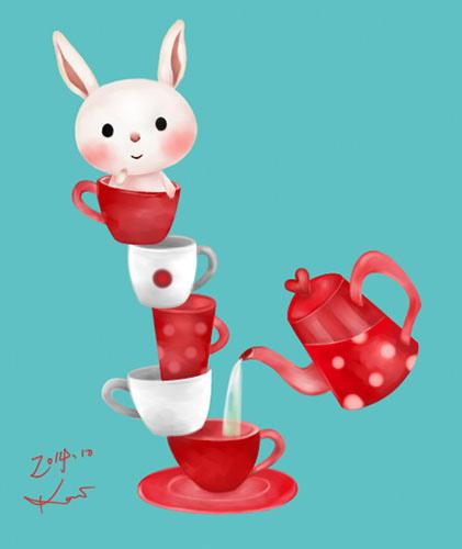 兔子下午茶