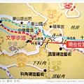 201005 華山 文學步道-地圖