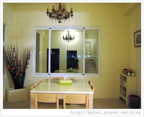 201002台東-花格子-飯廳