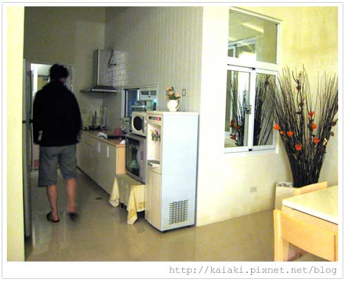201002台東-花格子-廚房