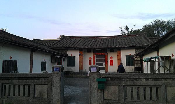 范姜古厝4