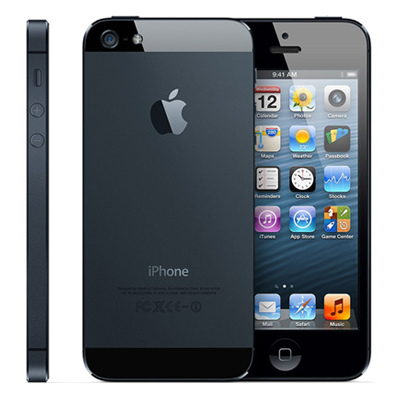 apple-iphone-5照片