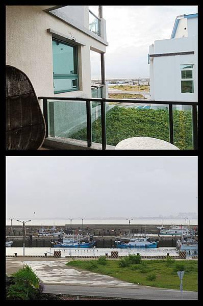 見見灣陽台景遠與近
