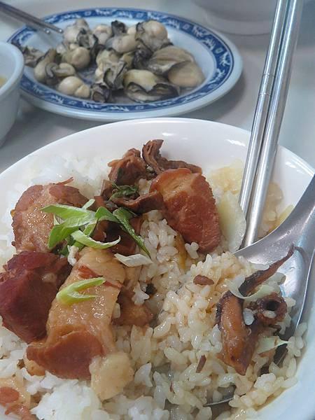 石鮔魯肉飯