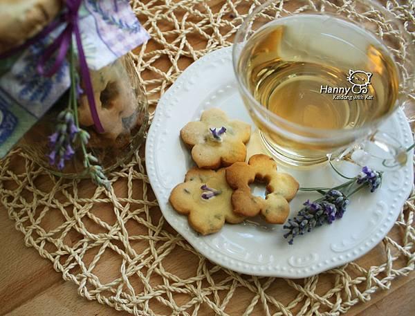 2013 0721 Lavender  cookies