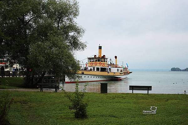 2014 0731 Chiemsee Herreninsel Fraueninsel