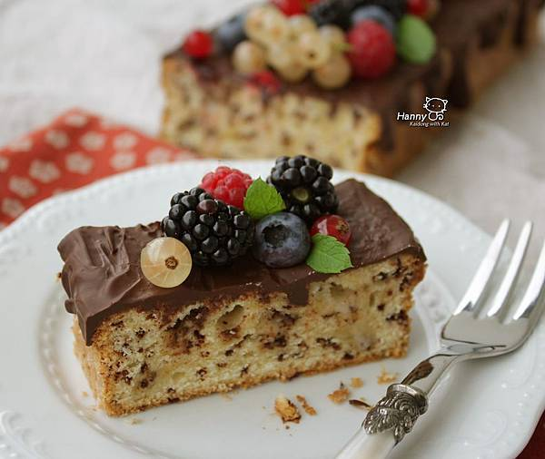 2015 0802 chocolate bean pound cake