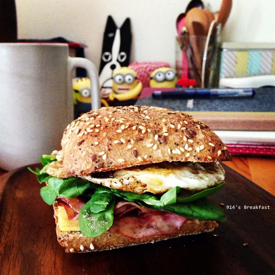 20130729_Breakfast