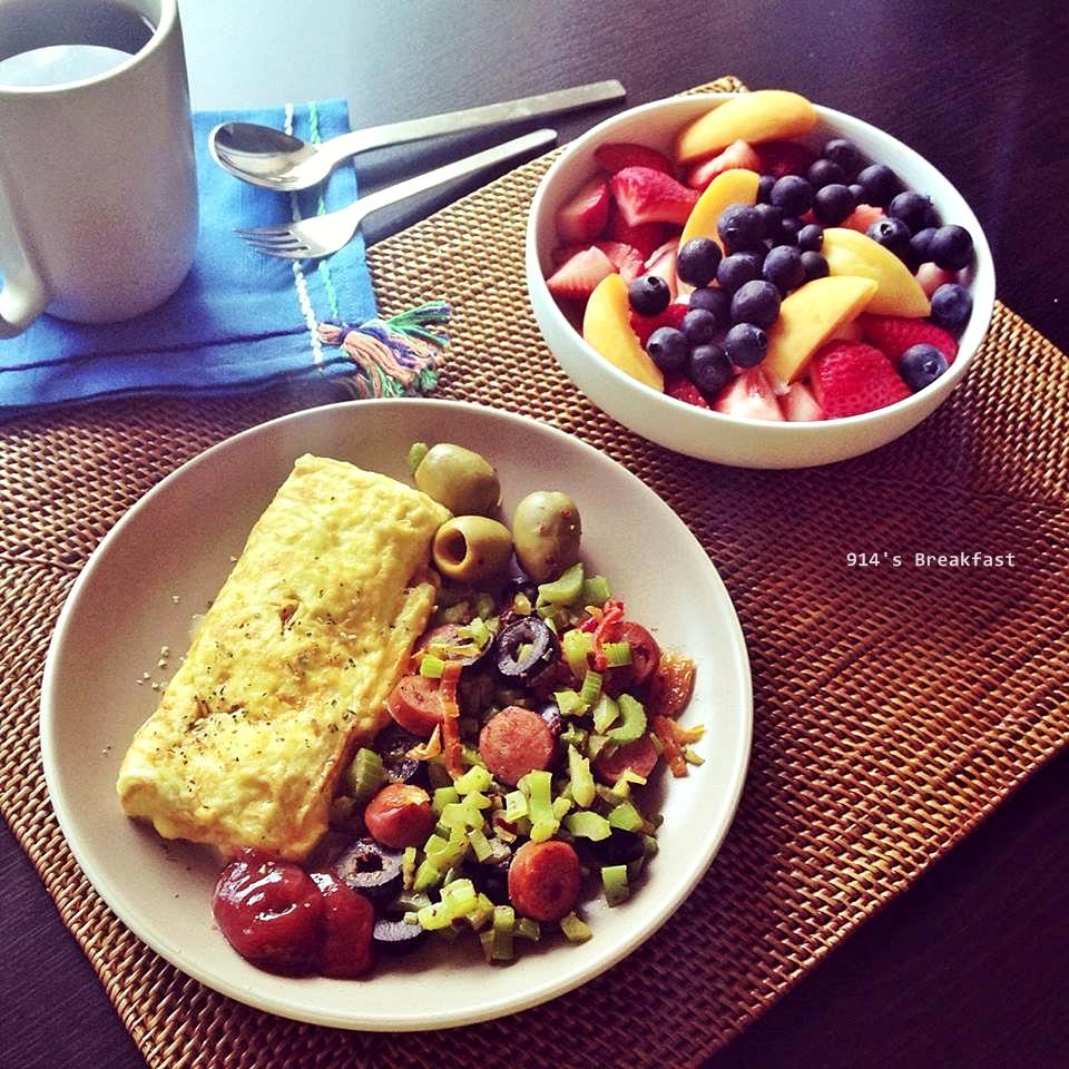 20130611_Breakfast