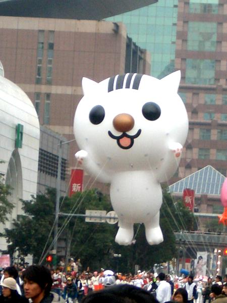 條碼貓貓4