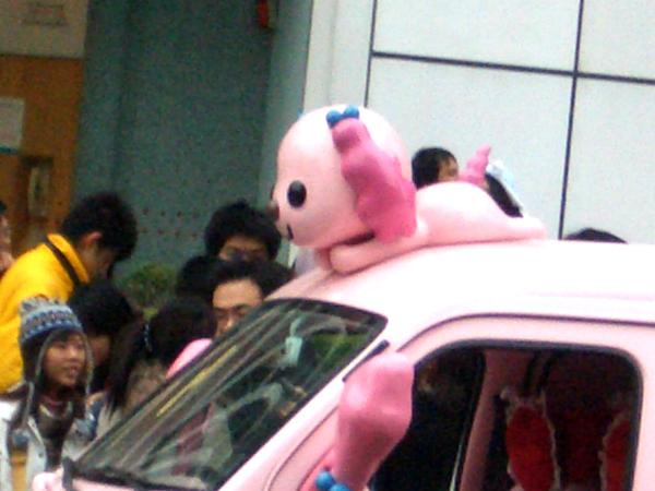 小桃車車4