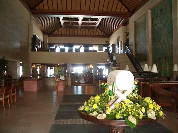 The Patra Bali的大廳