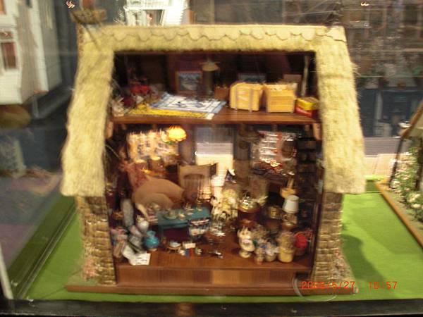 鄉村茶廊與古董店