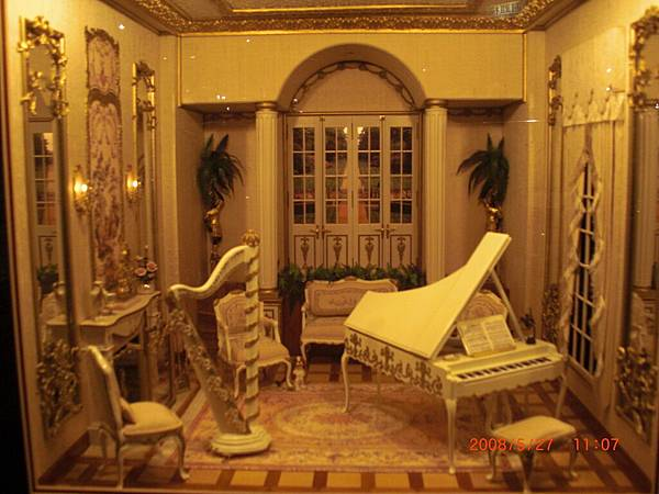 音樂家的琴室