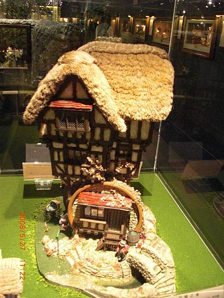 浣熊家族的小屋?