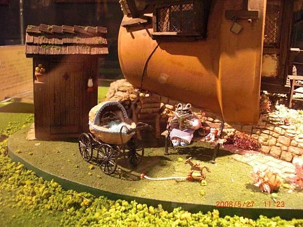 浣熊家族的小屋?2