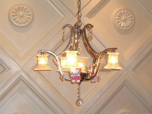裝飾華麗的燈2