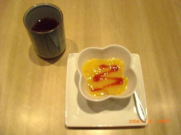 飯後甜點&麥茶