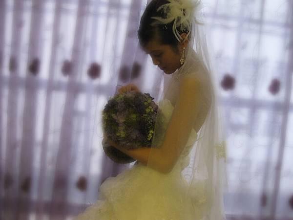白紗造型58-捧花