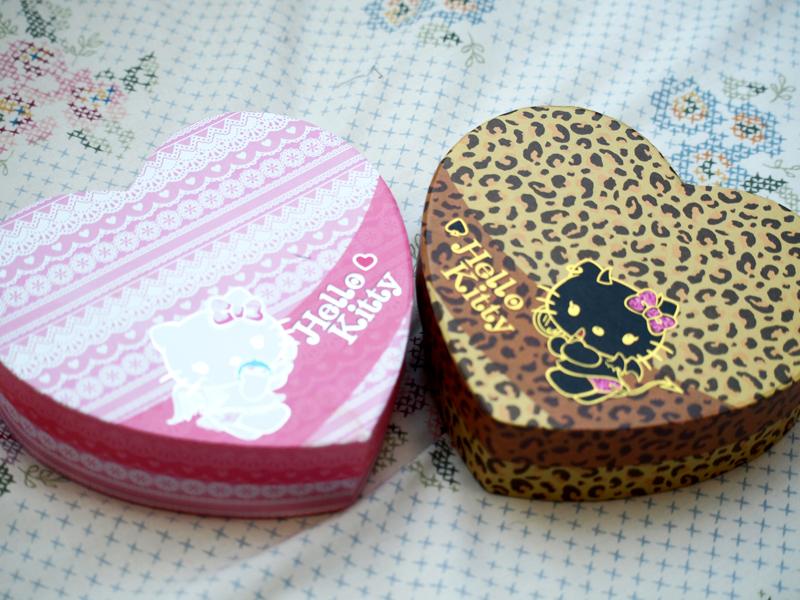 kitty造型悠遊卡-外盒