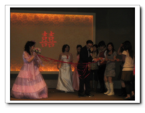 用心的婚禮活動3