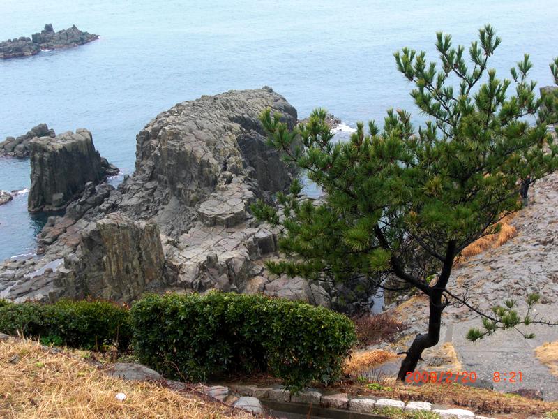 越前加賀海岸-東尋坊2