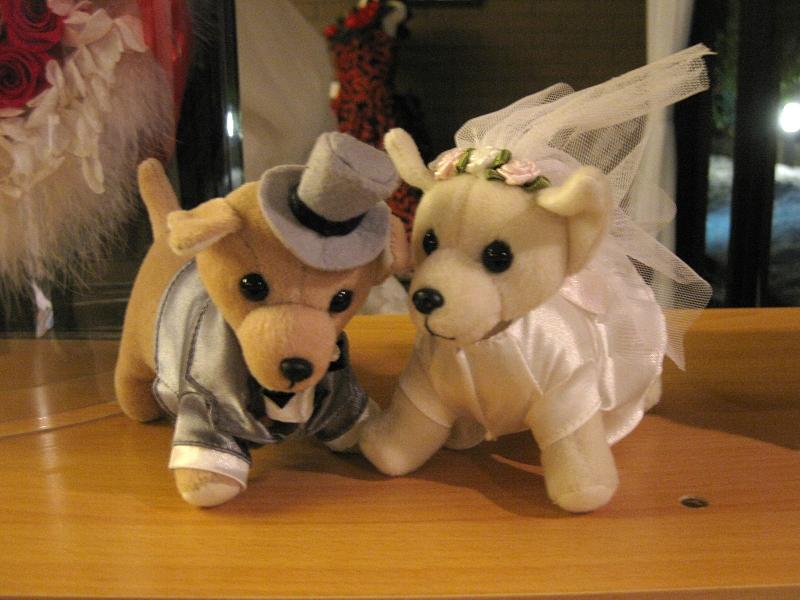 飯店的婚禮小物2