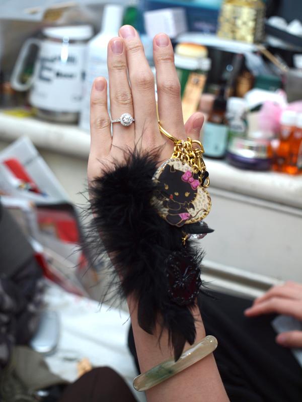 kitty造型悠遊卡-惡魔