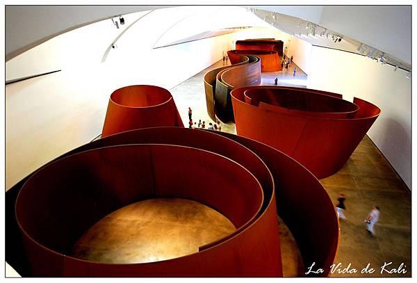 DSC_0078館內都是收藏現代藝術