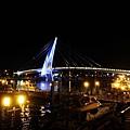 淡水漁人碼頭夜景