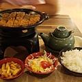 豬排醬醬燒