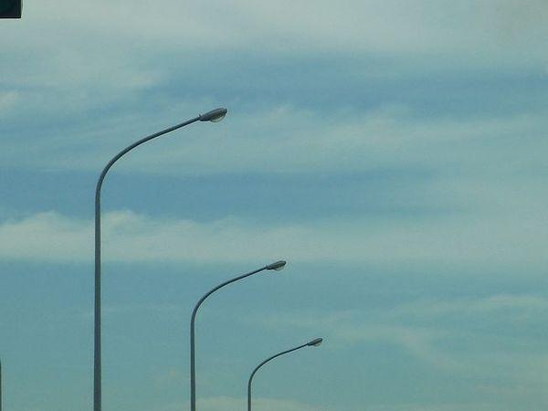 中壢的天空