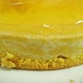 焦糖南瓜布丁蛋糕2.JPG
