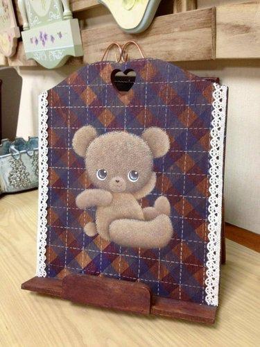 彩繪精選課程 可愛的熊熊