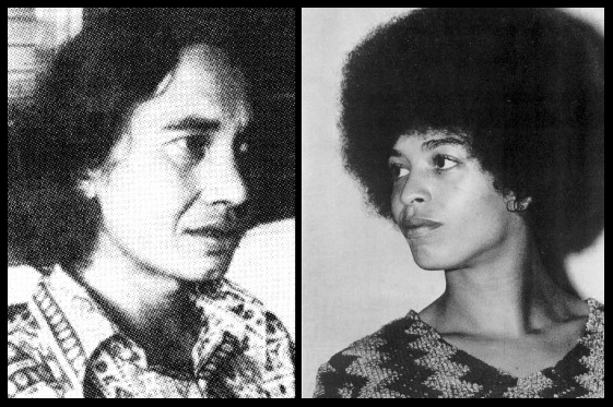 Abdul Hadi W.M. and Angela Davis