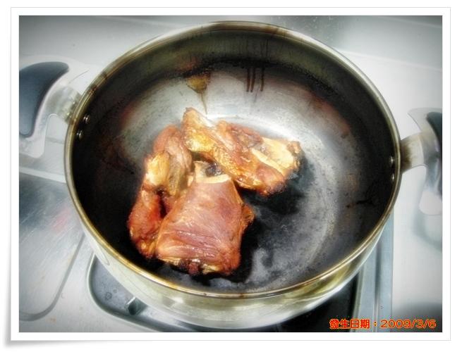 燒焦的第一個鍋子