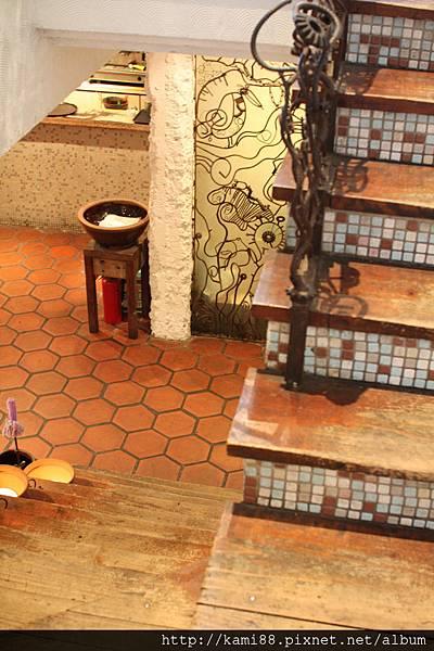 20120713台中藍洞餐廳 (4)