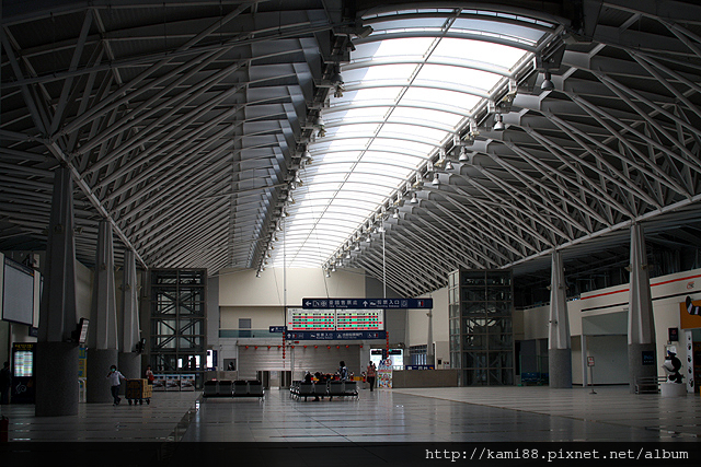 20121017台鐵新烏日站 (7)